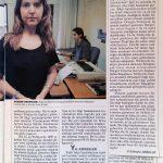 7 Temmuz 1996 Girişimci Dergisi Haberi
