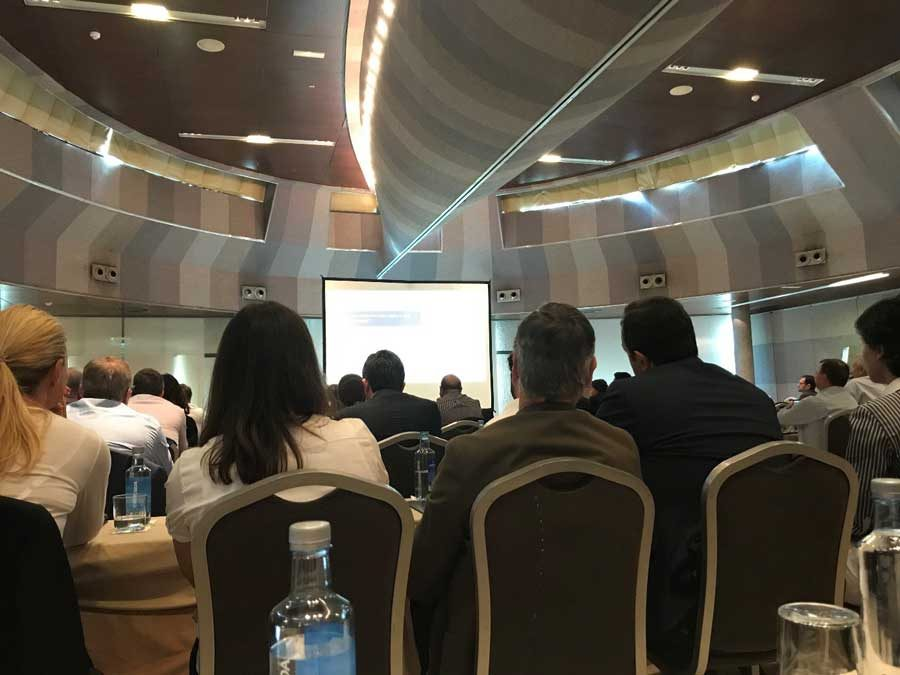 INFOBIS is at Madrid